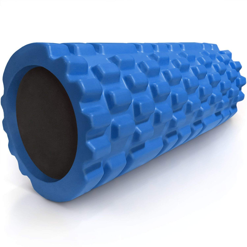 Foam Roller for Exercise, Fitness, Back Pain, Deep Tissue Massage, and Physiotherapy