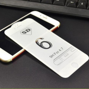 9H 5D Curved Edge Screen Protector For i...