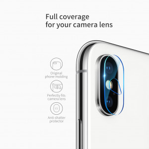 iPhone X Camera Lens Tempered
