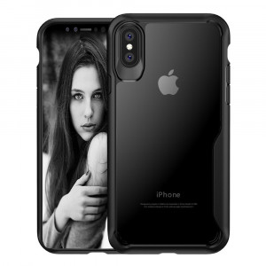 Iphone x ULTRA THIN SHOCK PROOF  WITH AI...