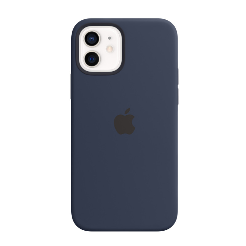 Soft Silicon Case for iPhone 11 Series - Blue