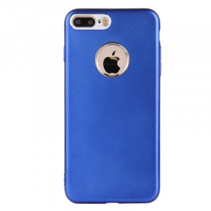 Iphone 7 Plus Soft TPU With Silver Ring ...
