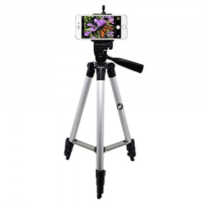 3 Way Pan & Tilt Camera Tripod for S...