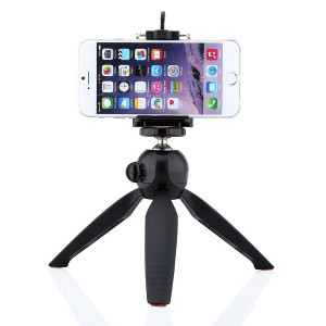 Mini Tripod + Mobile Holder for Digital ...